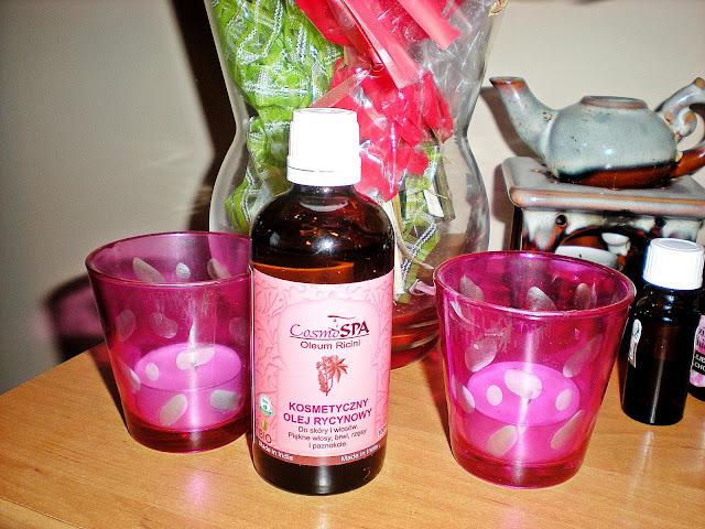 Kosmetyczny olej rycynowy i jego właściwości