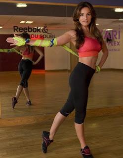 Kelly Brook Beauty Secrets, Kelly Brook Women Fitness