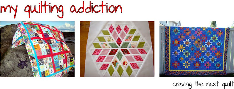 My Quilting Addiction