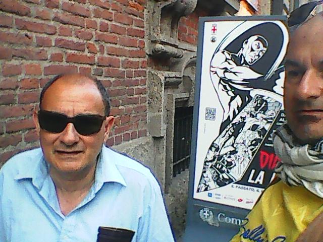 κουταρελλης-FUMETTO  ITALIANO  MUSEO  PERMANENTE  MILANO  2016