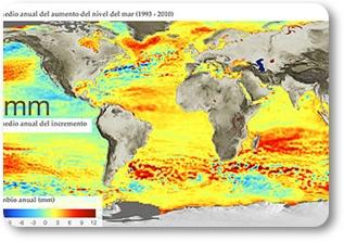 Satélites detectaron aumento del nivel del mar.  Sat%C3%A9lites+detectaron+aumento+del+nivel+del+mar+news2