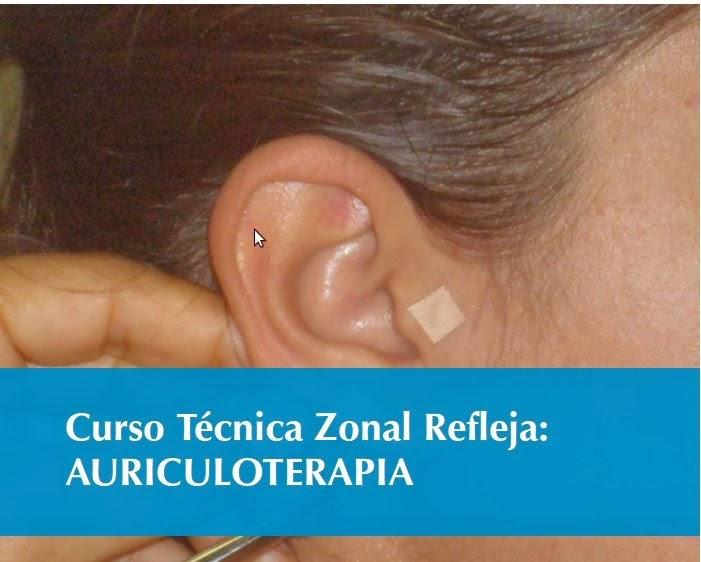Curso de Auriculoterapia para Enfermería