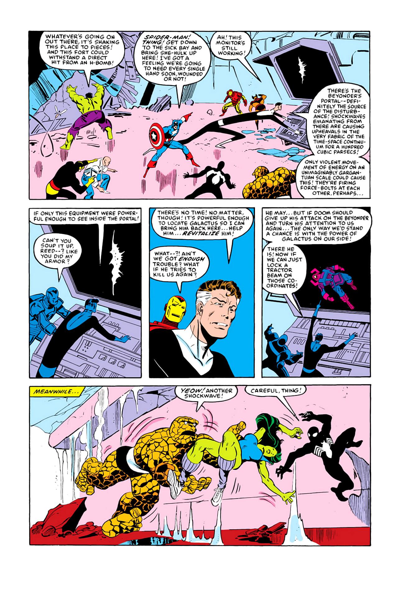 Captain America (1968) Issue #292k #218 - English 14