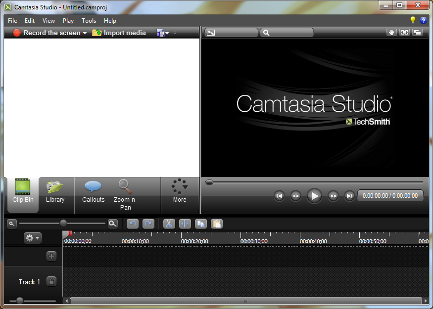 how to put a video inside a video camtasia