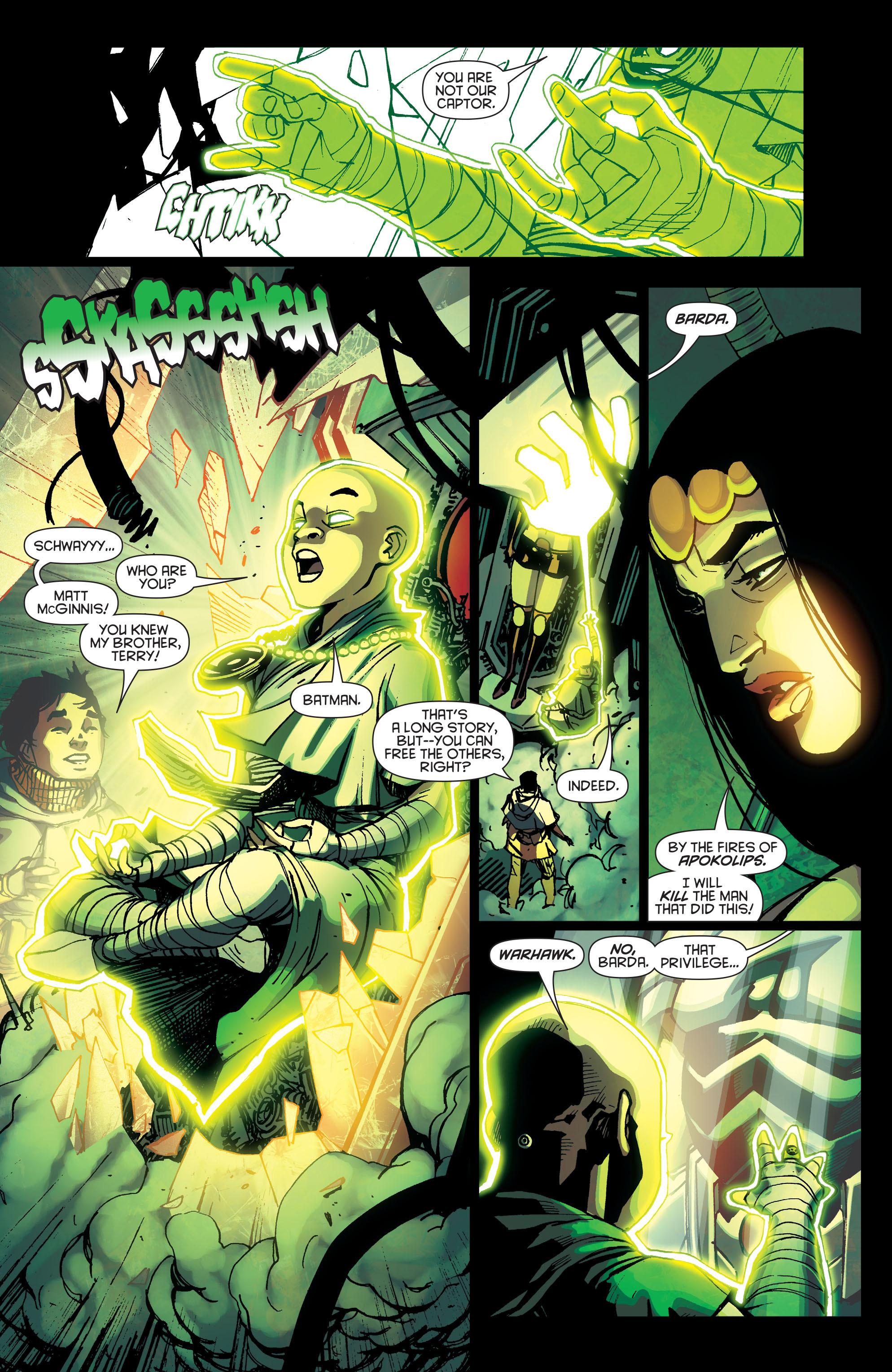 Batman Beyond (2015) Issue #10 #10 - English 10