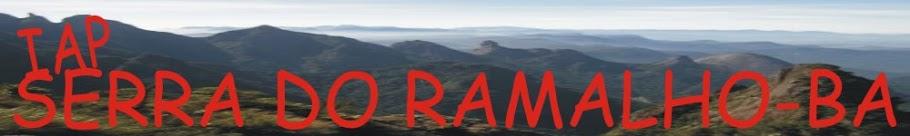 IAP  DE SERRA DO RAMALHO - BA