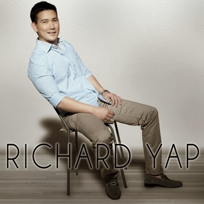 Ser Chief Richard Yap Releases Self-titled Debut Album under Star Records