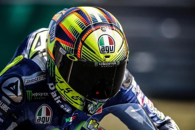 Rossi Berpeluang Lewati Rekor GP Starts Loris Capirossi