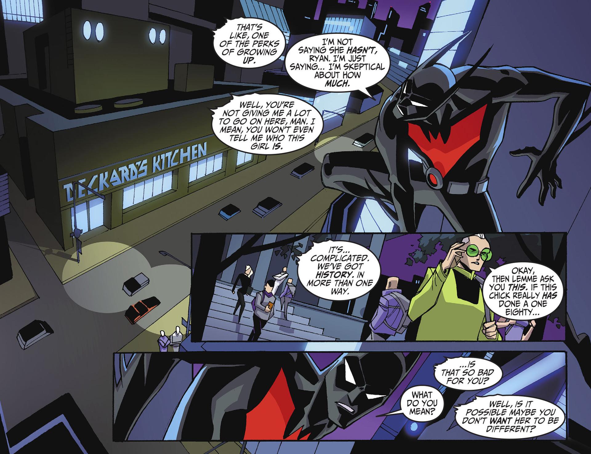 Batman Beyond 2.0 Issue #10 #10 - English 11