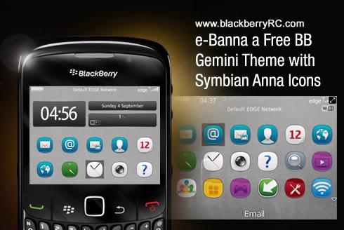 Theme e-Banna BB Gemini Themes 8520 9300 os5.0