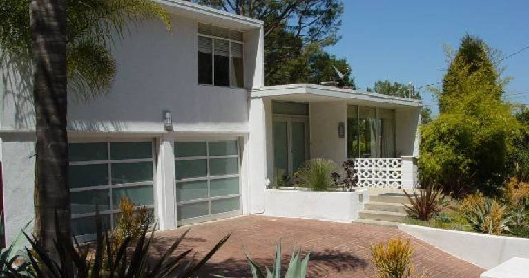 Modern homes los angeles july 28 mid century modern open for Los angeles homes for sale by owner