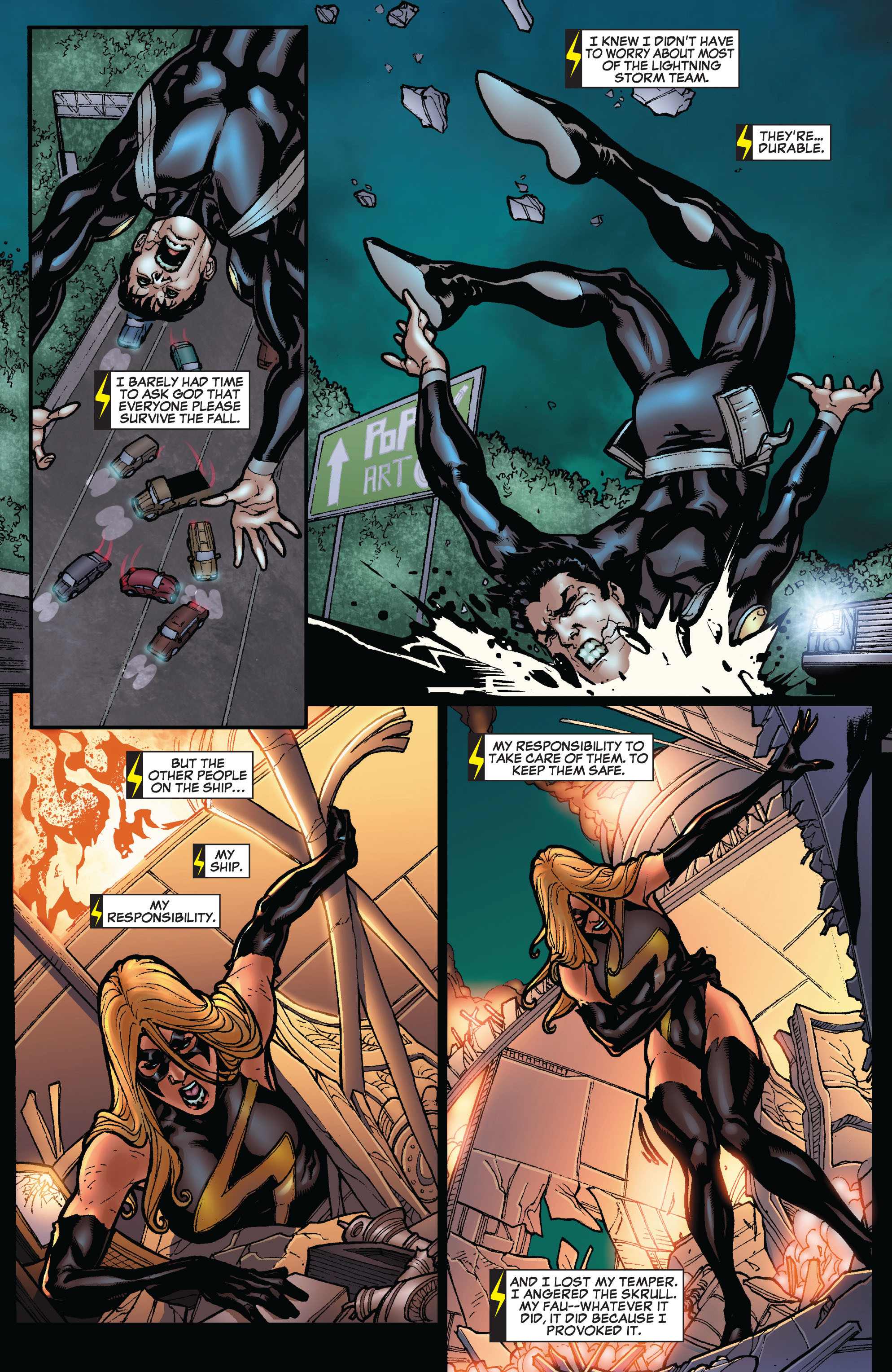 Read online Secret Invasion: The Infiltration comic -  Issue #10 - 15