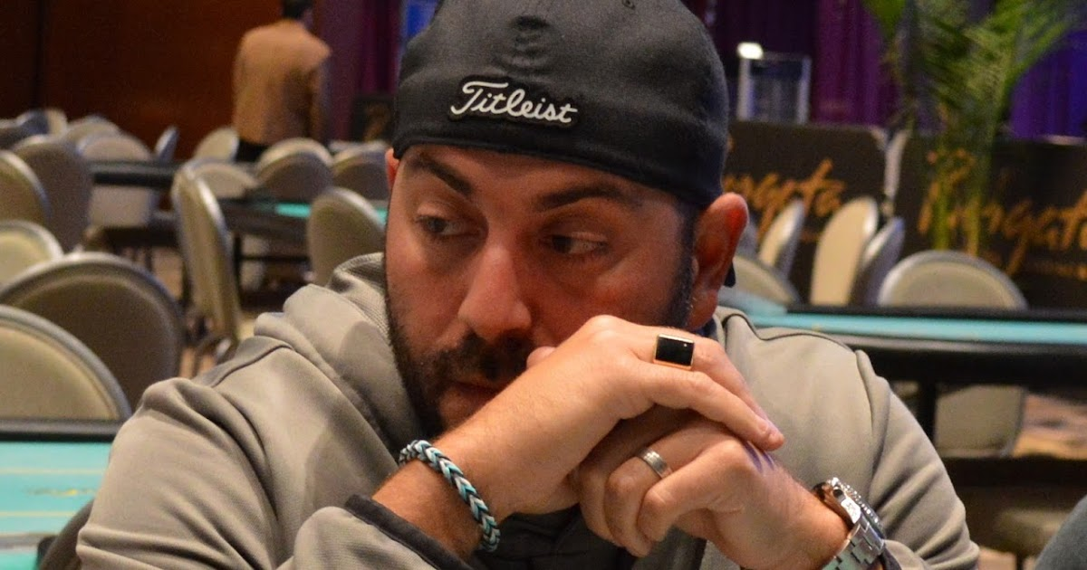 Championship Day 1A: Break Time; Reg Closing - Bar Poker