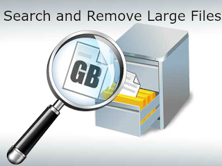 How To Quickly Search and Delete large Files on Hard Drive Windows