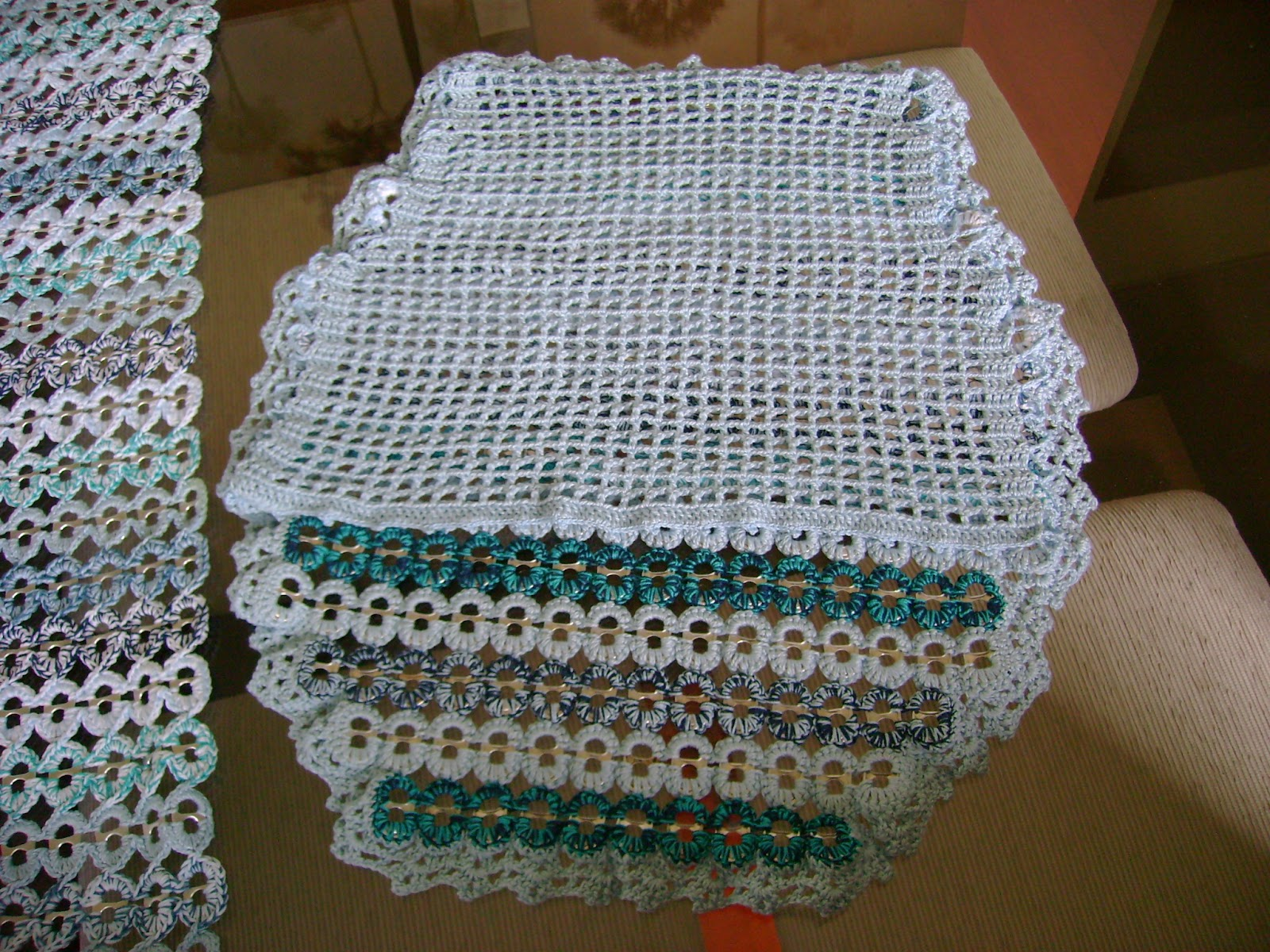 Tapetes de Crochê: Agosto 2012 #654327 1600 1200