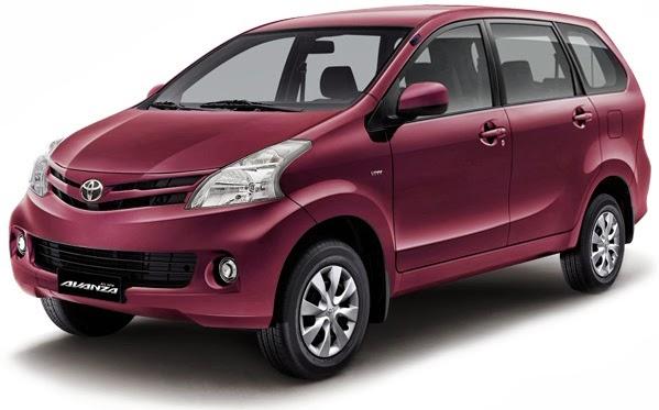 Toyota Avanza Indonesia