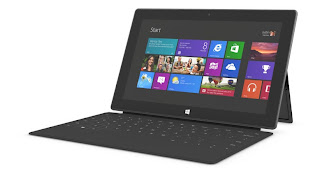 Microsoft, Blackberry  Surface and Z10