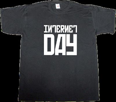 internet internet 2.0 activism t-shirt ephemeral-t-shirts