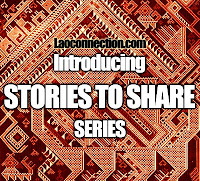 Laoconnection.com Stories to Share Series image