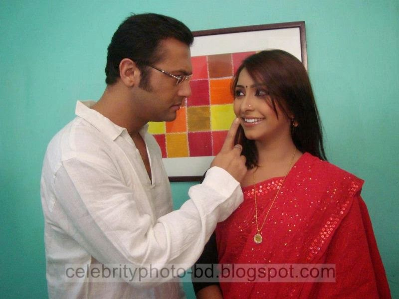 Model+Shahed+Sharif+Khan+and+Prosun+Azad+Latest+Romantic+Couple+Pictures+Collection+2014+From+Drama004