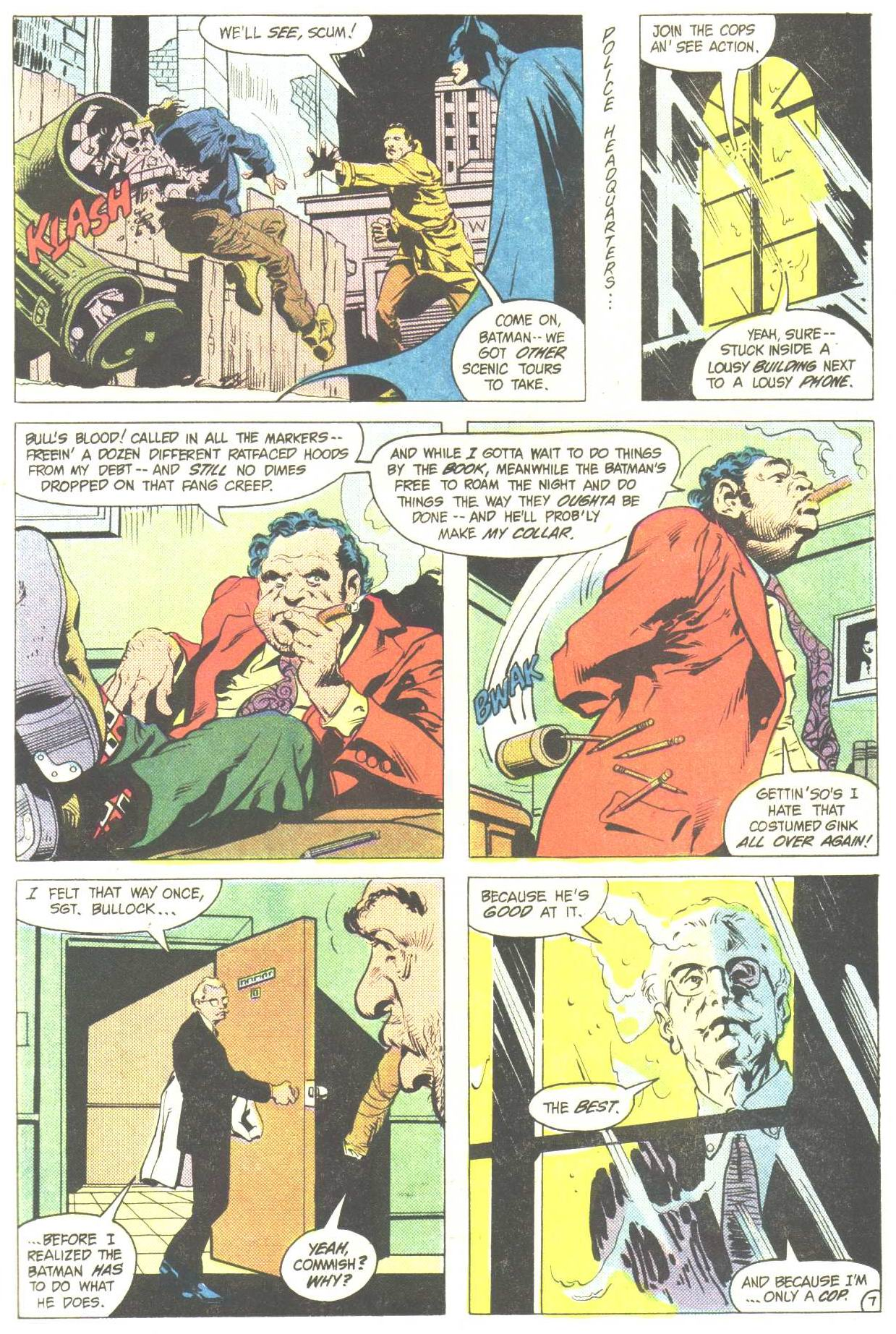 Detective Comics (1937) Issue #539 Page 11