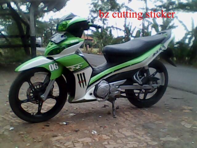 Modif Motor Yamaha Jupiter Z1