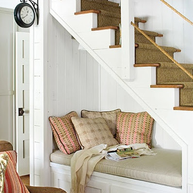 The Relished Roost What Lurks Under Your Stairs
