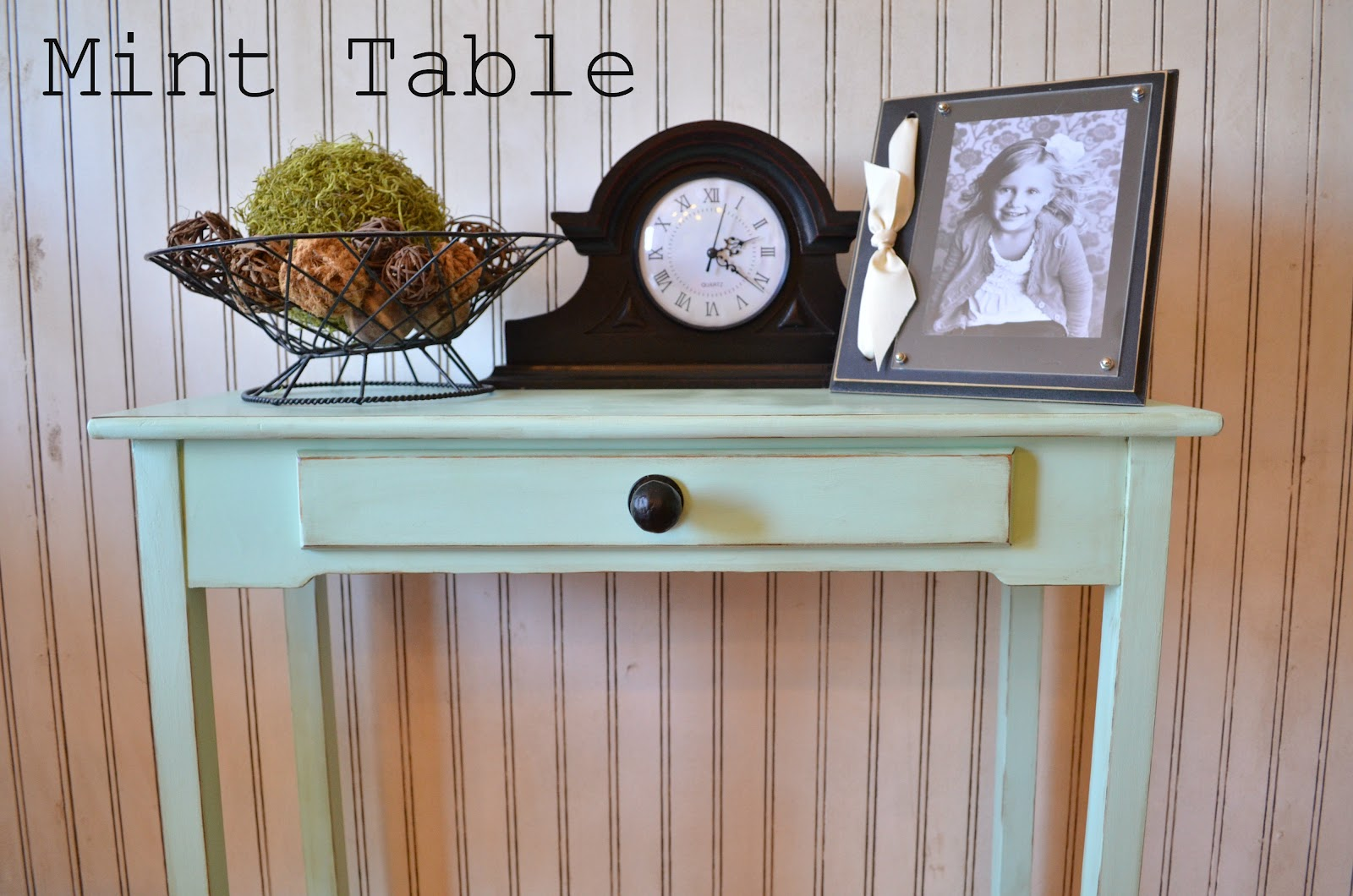 My Best Friend S Blog Mint Table