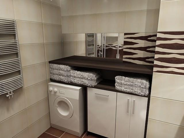 Simply Home Projekt łazienki W Wejherowie