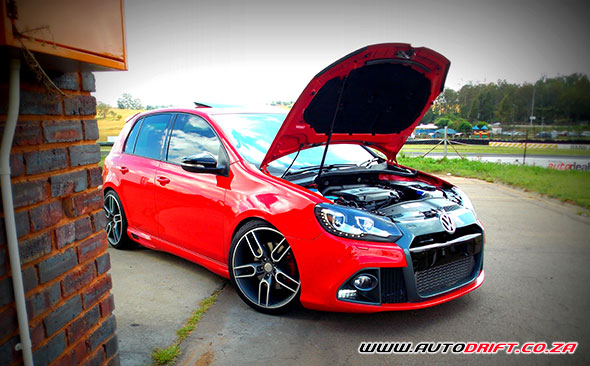 Caractere Golf 6 Gti Is A Giant Killer For Sure