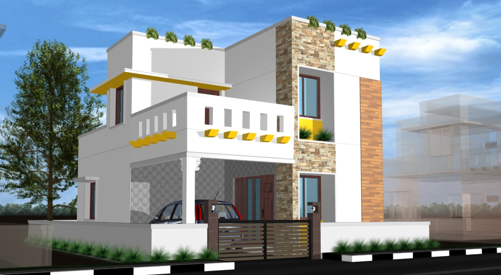 N Elevation Of Home : North facing house elevation joy studio design gallery