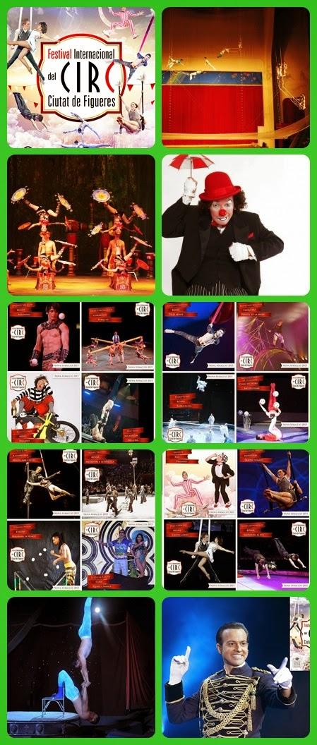 festival internacional del circ CIUTAT DE FIGUERES