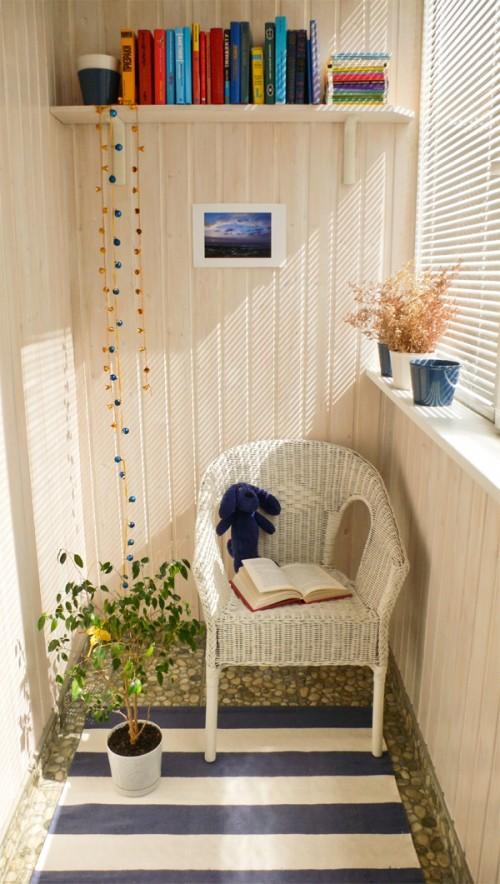 Entre e sinta se em casa varandas pequenas for Balcony renovation