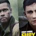 Drama 'Corações de Ferro', com Brad Pitt e Logan Lerman, ganha cartazes de personagens