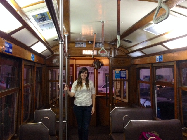 Tranvías de Lisboa por dentro