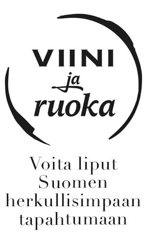 VIINI JA RUOKA 2018 ARVONTA