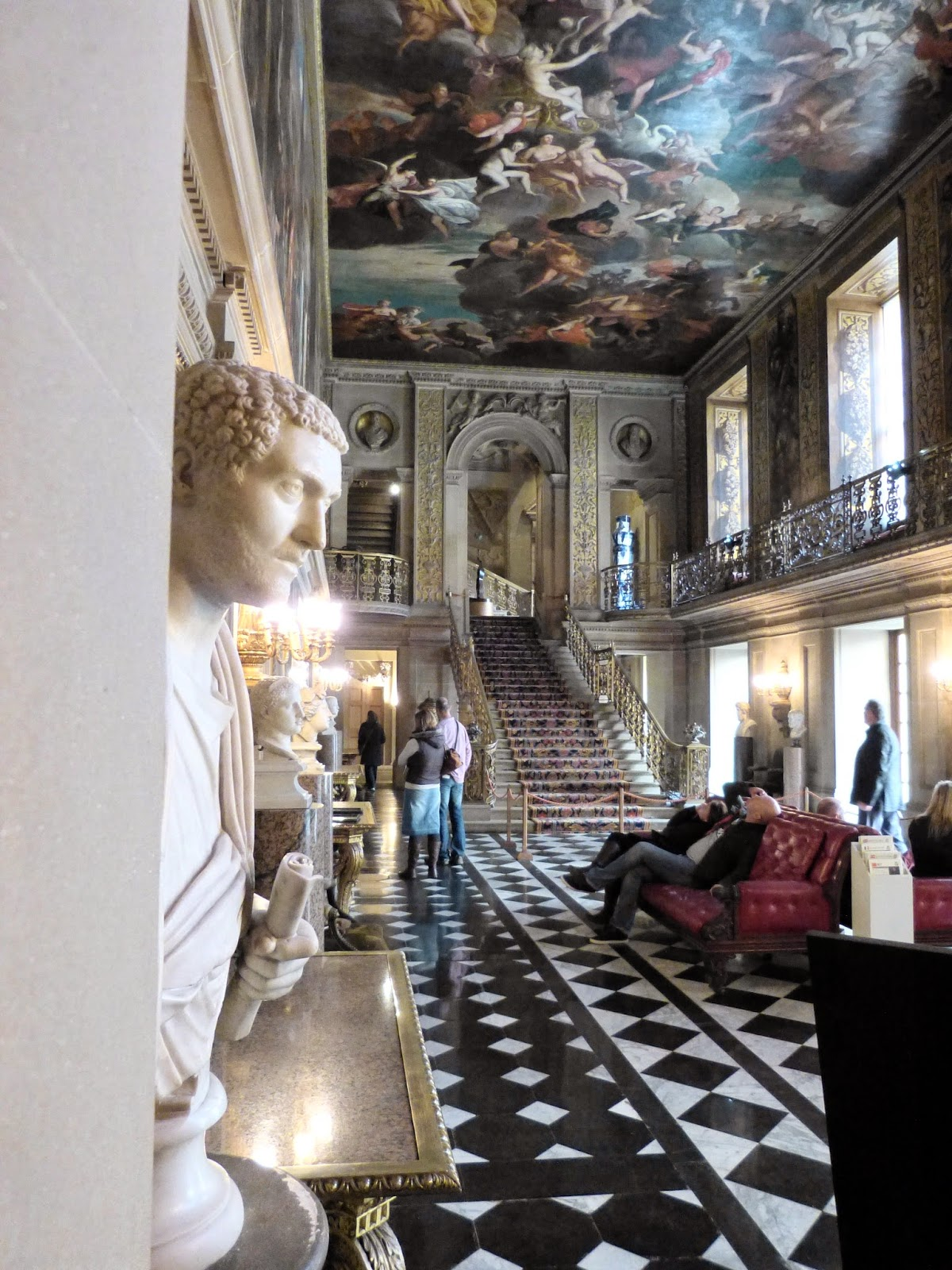 The Painted Hall, Chatsworth