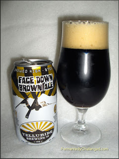 Telluride Face Down Brown Ale
