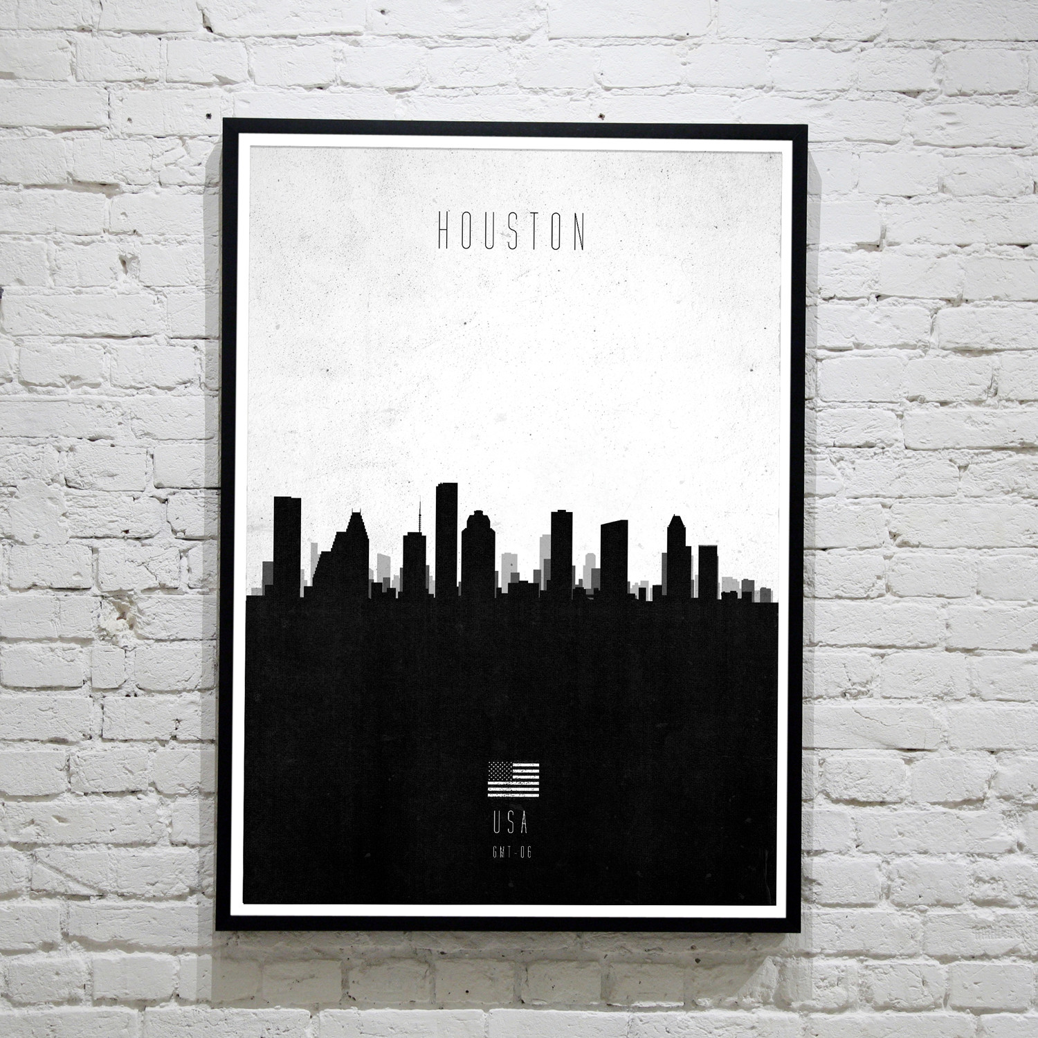 Houston. Contemporary Cityscape