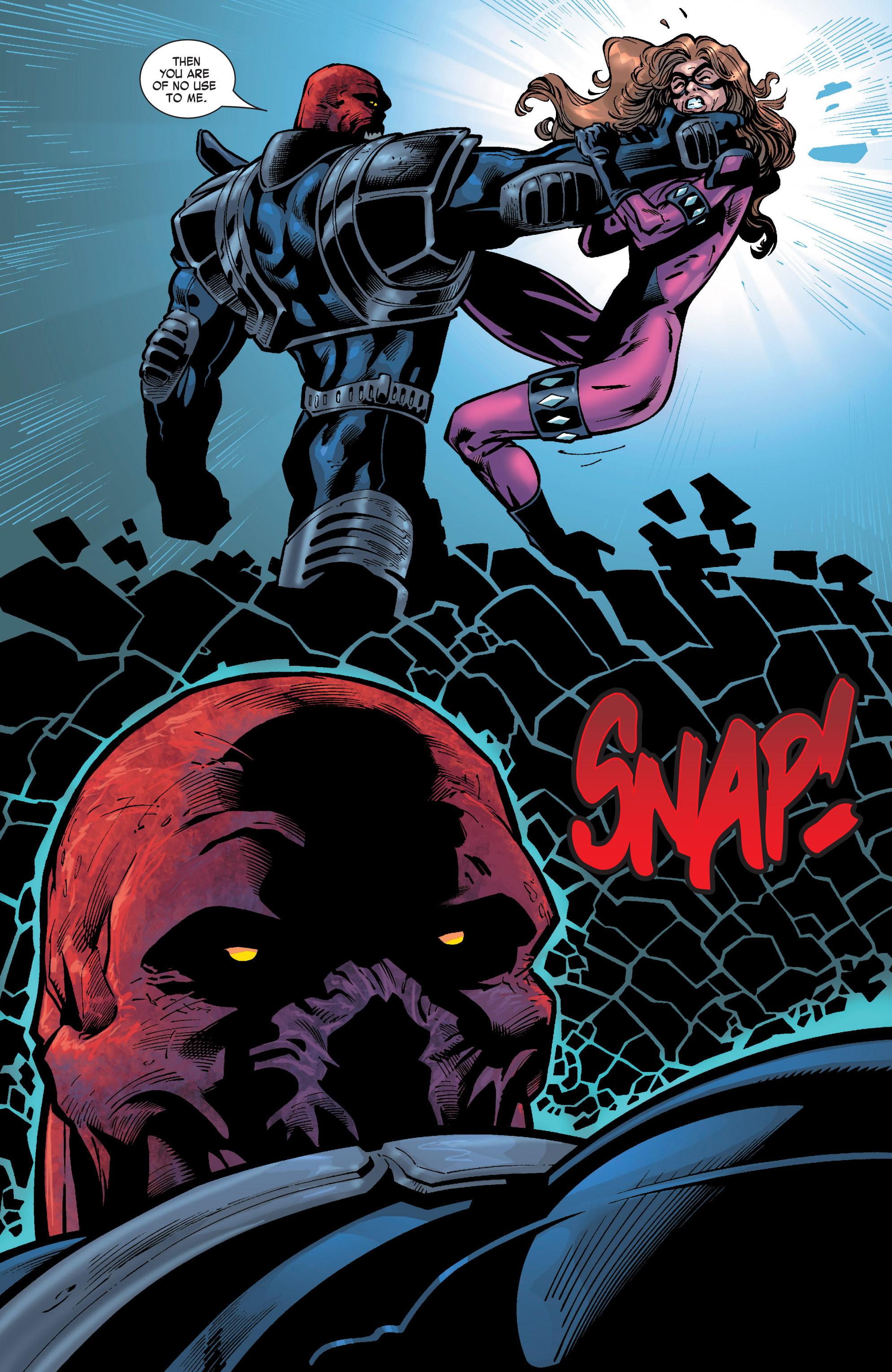 Captain America (2002) Issue #31 #32 - English 22