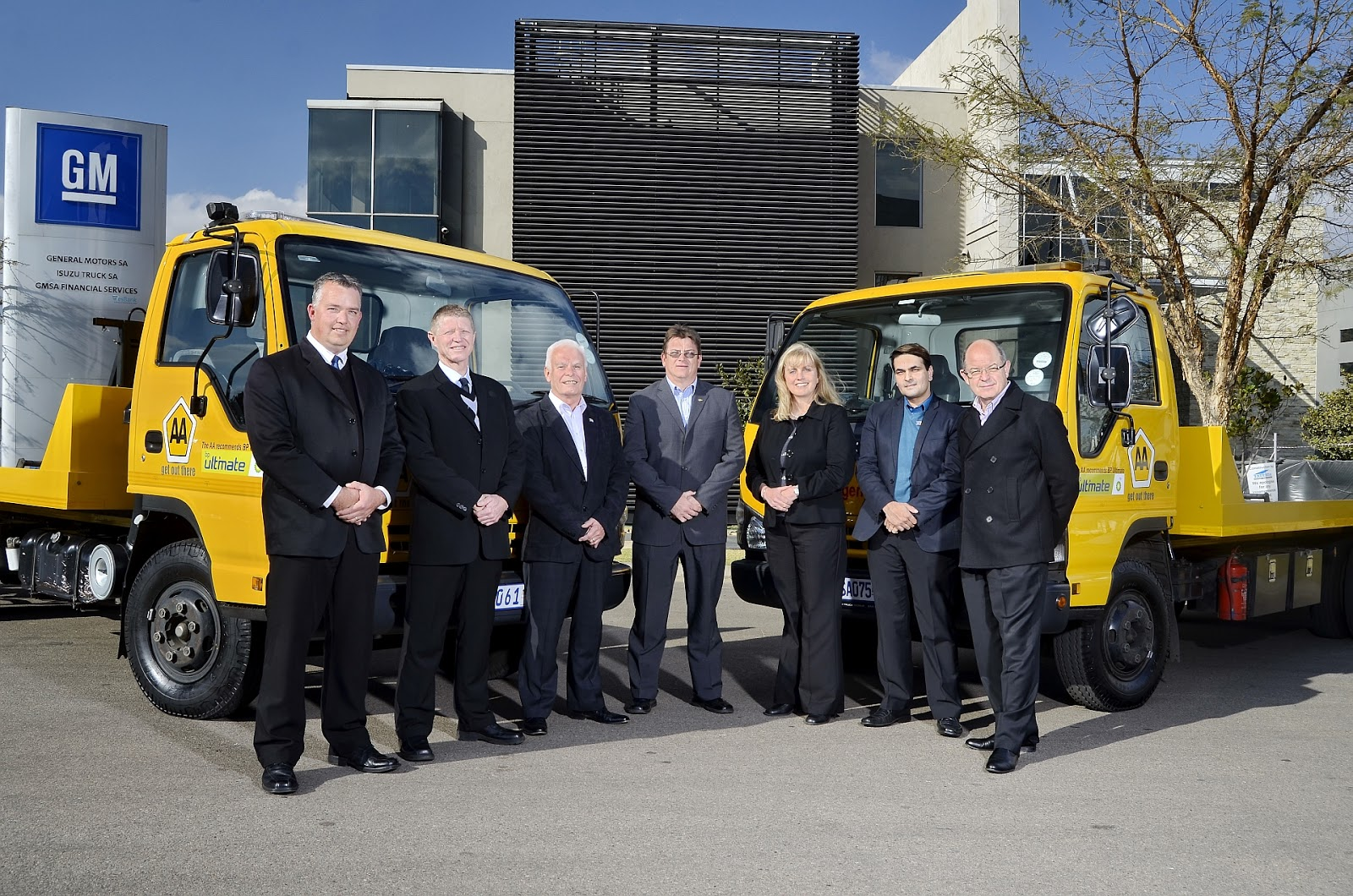 In4ride General Motors Teams Up With The Aa