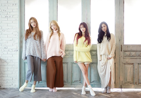 Dal Shabet Korean Girl Group