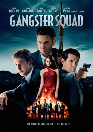 Gangster Squad (2013) Dual Audio [Hindi-English] BRRip 720p 850MB