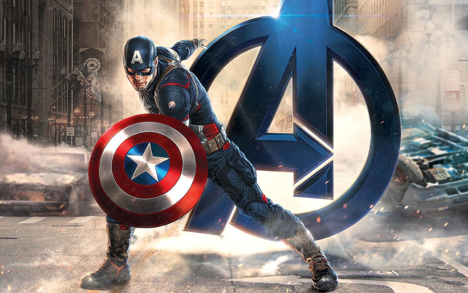 Captain America Avengers HD Wallpaper