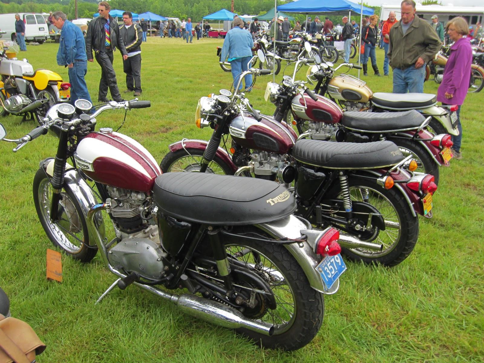 vintage club montana motorcycle