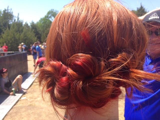 Suburbia Music Festival Plano Festival Style Hair