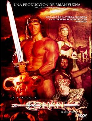 Ver Conan el Aventurero Película Online (2011)
