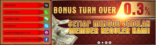 Agen Poker Domino Online Terpercaya Indonesia