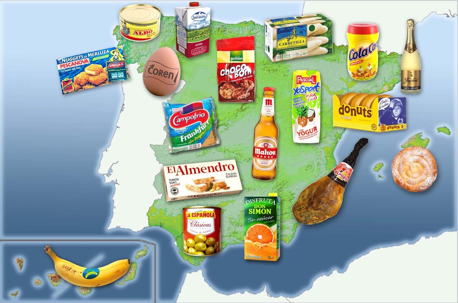 Industria alimentaria en españa