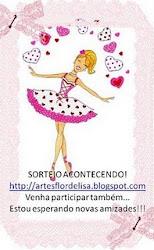 Sorteio Artes Flor de Lisa
